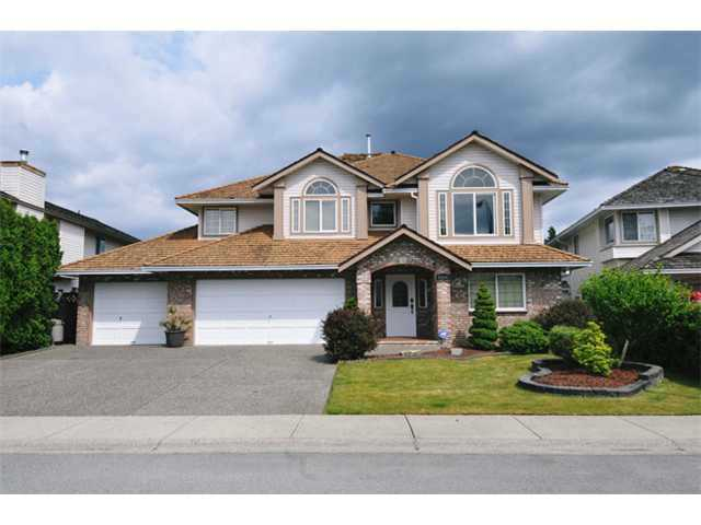 "Main Photo: 11542 236B Street in Maple Ridge: Cottonwood MR House for sale in ""CREEKSIDE"" : MLS®# V1132680"