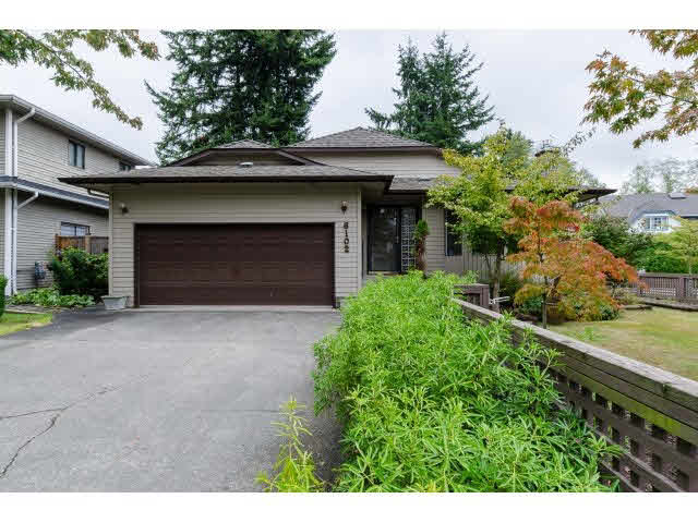 Main Photo: 6102 131A Street in Surrey: Panorama Ridge House for sale : MLS® # F1451081