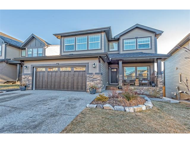 Main Photo: 12 ROCKFORD Terrace NW in Calgary: Rocky Ridge House for sale : MLS® # C4050751