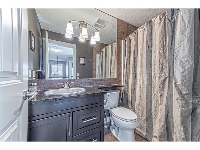 Main four piece bathroom.