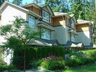 Main Photo: 18 3685 WOODLAND Drive in Port Coquitlam: Woodland Acres PQ Townhouse for sale : MLS®# R2060399