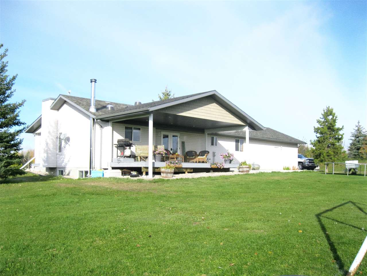 Main Photo: 27 53302  Rge Rd 12: Rural Parkland County House for sale : MLS® # E4040280