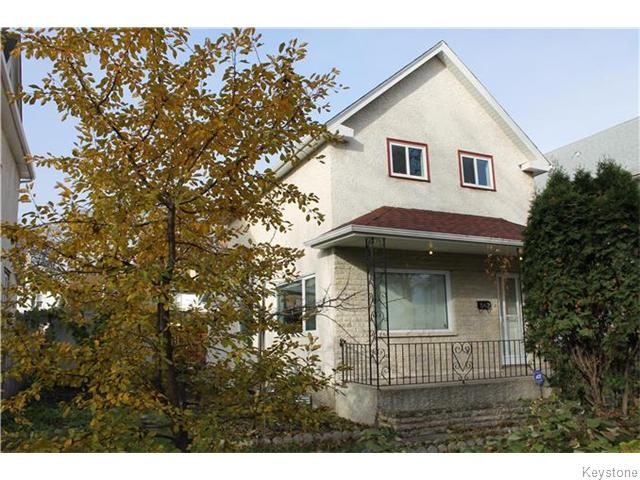 FEATURED LISTING: 562 Agnes Street Winnipeg