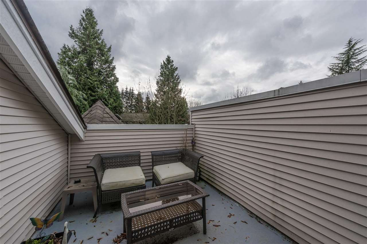 "Photo 19: 11 730 FARROW Street in Coquitlam: Coquitlam West Townhouse for sale in ""FARROW RIDGE"" : MLS(r) # R2120416"