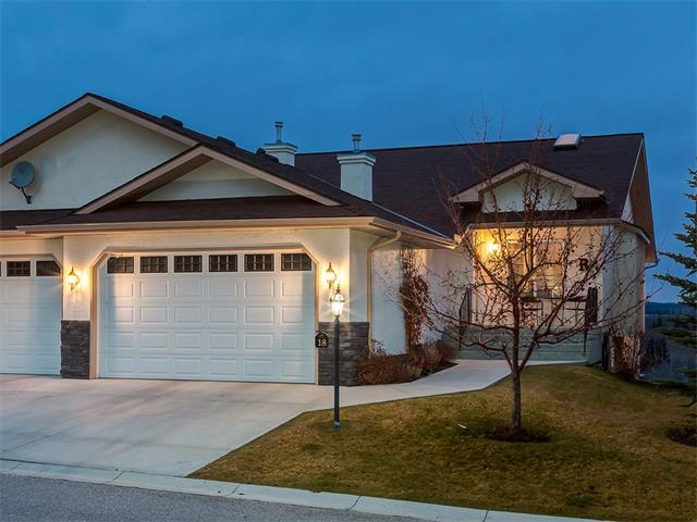 Main Photo: 18 100 SHEEP RIVER Drive: Okotoks House for sale : MLS(r) # C4089930