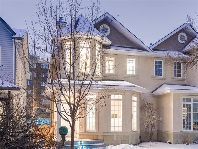 Main Photo: 430 15 Street NW in Calgary: Hillhurst House for sale : MLS(r) # C4103368