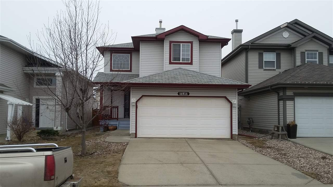 Main Photo: 14924 137 Street in Edmonton: Zone 27 House for sale : MLS(r) # E4059036