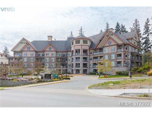 Main Photo: 105 1395 Bear Mountain Parkway in VICTORIA: La Bear Mountain Condo Apartment for sale (Langford)  : MLS® # 377922