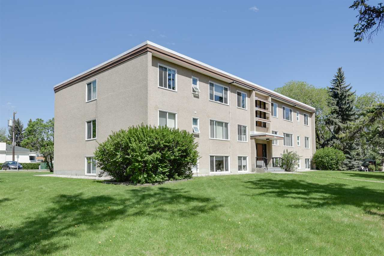 Main Photo: 3 6815 112 Street in Edmonton: Zone 15 Condo for sale : MLS(r) # E4065581