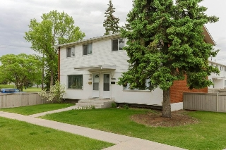 Main Photo: 10980 161 Street in Edmonton: Zone 21 Townhouse for sale : MLS(r) # E4067189