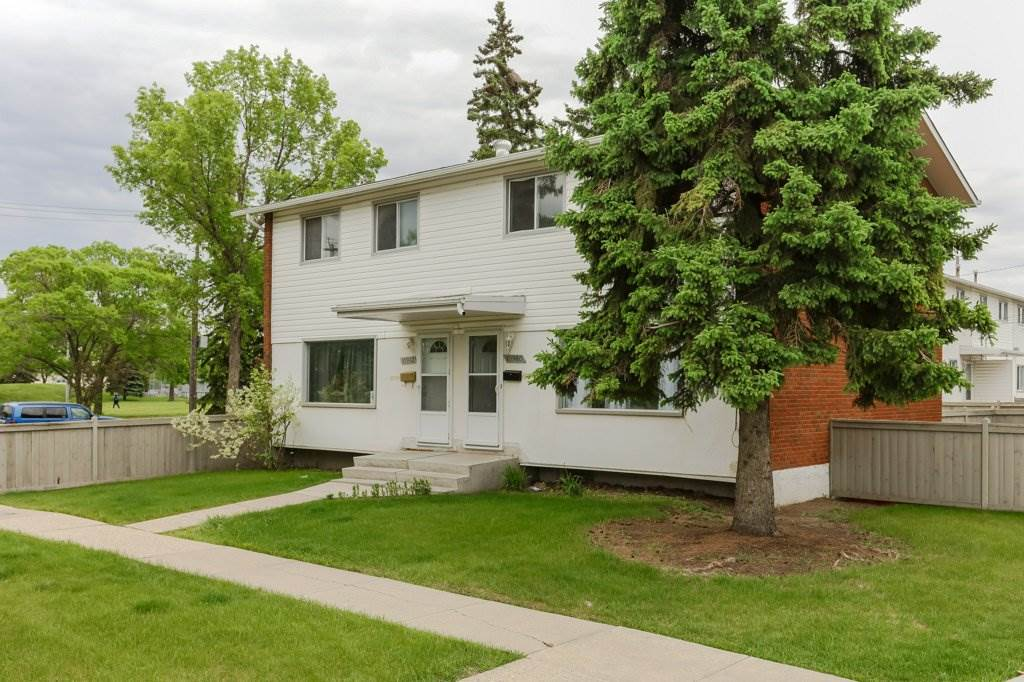 Main Photo: 10980 161 Street in Edmonton: Zone 21 Townhouse for sale : MLS® # E4067189