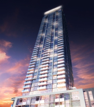 Main Photo: 3609 3975 Grand Park Drive in mississauga: City Centre Condo for sale (Mississauga)