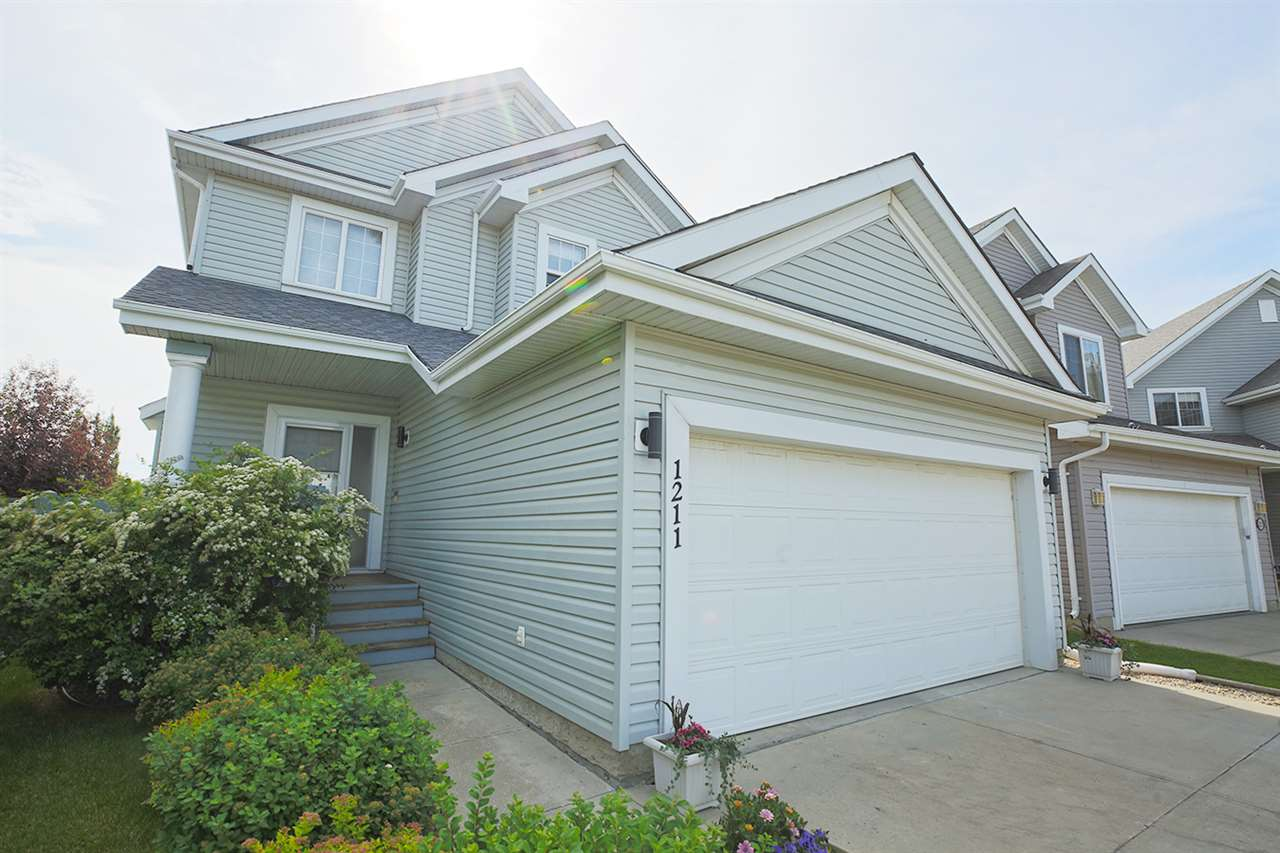 Main Photo: 1211 87 Street SW in Edmonton: Zone 53 House for sale : MLS(r) # E4069046