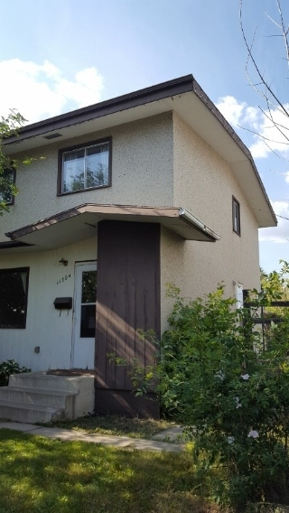 Main Photo: 11304 40 Avenue in Edmonton: Zone 16 House Half Duplex for sale : MLS® # E4071203