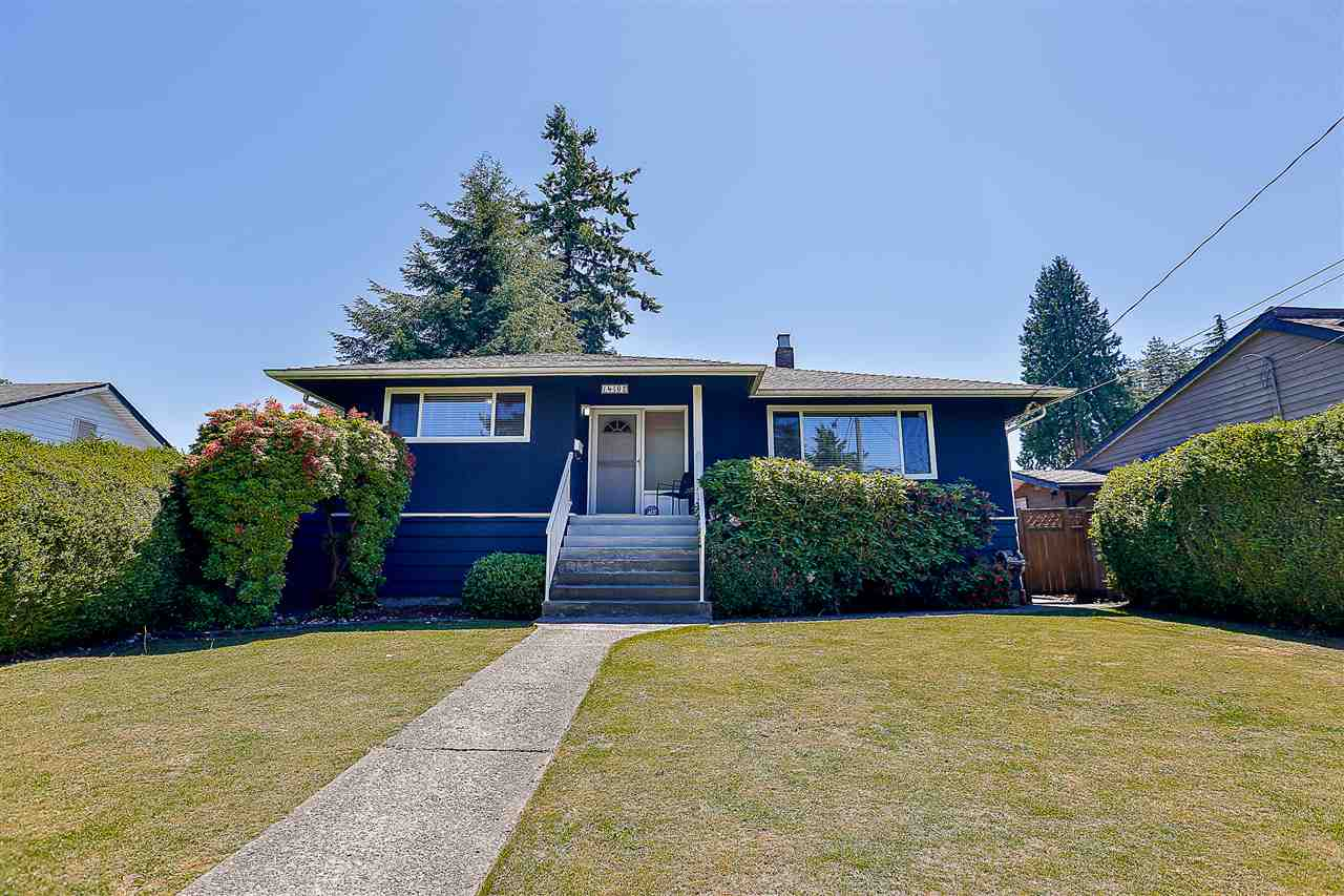 "Main Photo: 14102 114 Avenue in Surrey: Bolivar Heights House for sale in ""BOLIVAR HEIGHTS"" (North Surrey)  : MLS®# R2183837"