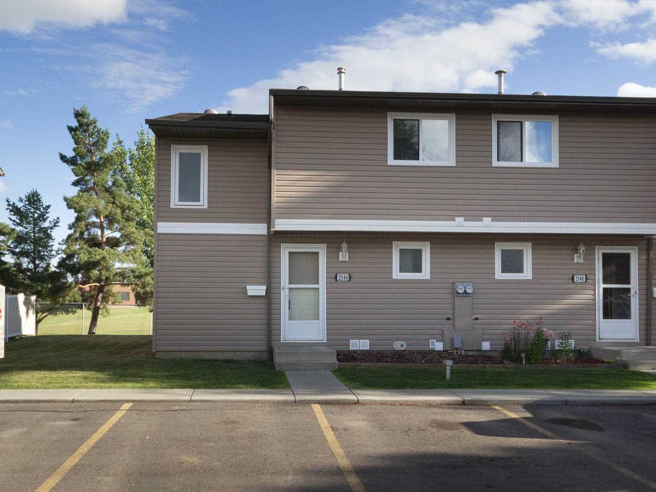 Main Photo: 2546 79 Street in Edmonton: Zone 29 Townhouse for sale : MLS® # E4074210