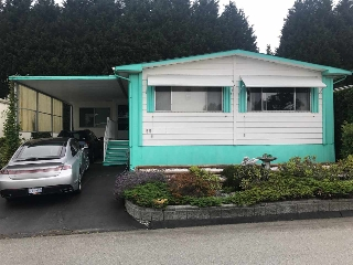 "Main Photo: 55 15875 20 Avenue in Surrey: King George Corridor Manufactured Home for sale in ""Sea Ridge Bays"" (South Surrey White Rock)  : MLS(r) # R2190854"