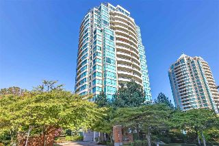 "Main Photo: 404 6611 SOUTHOAKS Crescent in Burnaby: Highgate Condo for sale in ""GEMINI 1"" (Burnaby South)  : MLS® # R2213116"