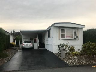 "Main Photo: 11 15875 20 Avenue in Surrey: King George Corridor Manufactured Home for sale in ""Sea Ridge"" (South Surrey White Rock)  : MLS® # R2214442"