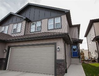 Main Photo:  in Edmonton: Zone 27 House Half Duplex for sale : MLS® # E4085954