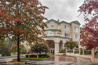 Main Photo: 313 2985 PRINCESS Crescent in Coquitlam: Canyon Springs Condo for sale : MLS® # R2215888