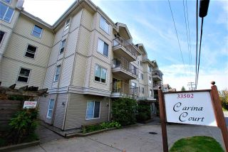 "Main Photo: 204 33502 GEORGE FERGUSON Way in Abbotsford: Central Abbotsford Condo for sale in ""Carina Court"" : MLS® # R2224880"