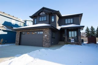 Main Photo: 44 ENCHANTED Way: St. Albert House for sale : MLS® # E4095804