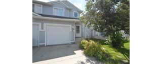 Main Photo: 9 14603 MILLER Boulevard NW in Edmonton: Zone 02 House Half Duplex for sale : MLS®# E4096410