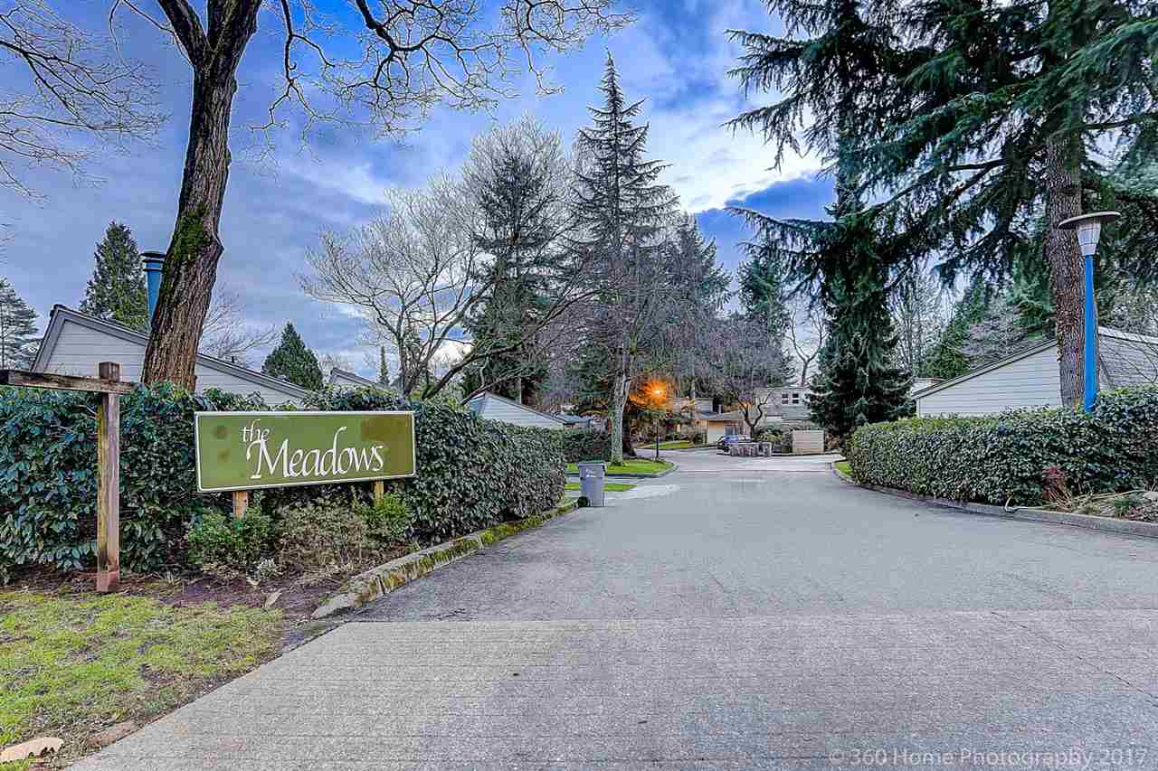 "Main Photo: 7357 CELISTA Drive in Vancouver: Champlain Heights Townhouse for sale in ""THE MEADOWS"" (Vancouver East)  : MLS® # R2239272"