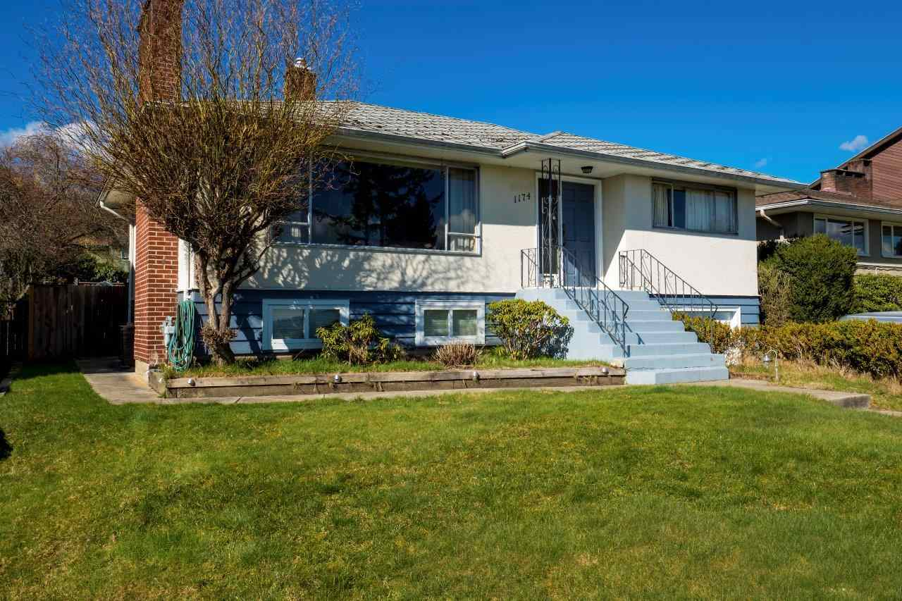 "Main Photo: 1174 ADDERLEY Street in North Vancouver: Calverhall House for sale in ""CALVERHALL"" : MLS®# R2248633"