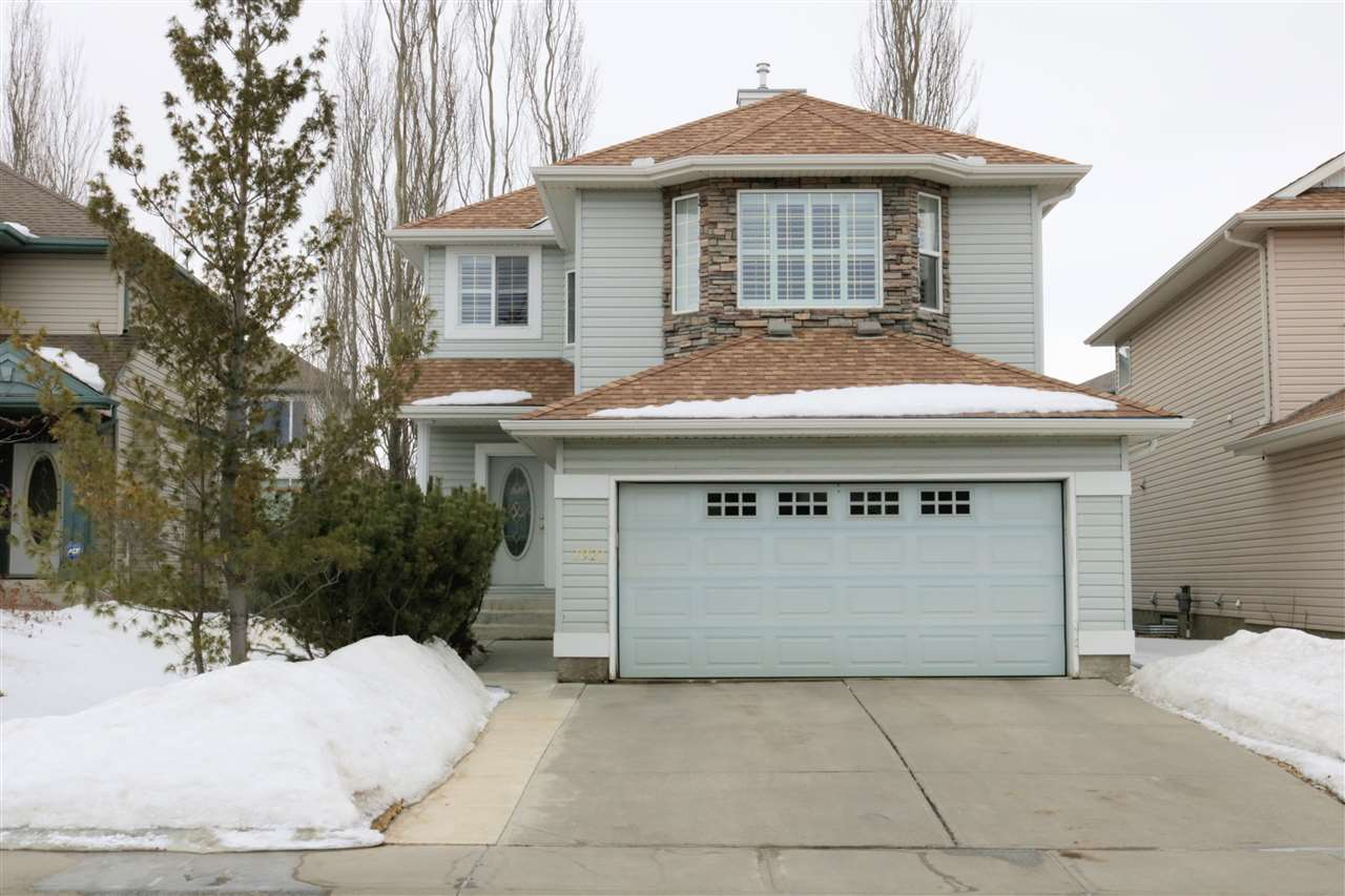 Main Photo: 1021 BARNES Way SW in Edmonton: Zone 55 House for sale : MLS®# E4105546