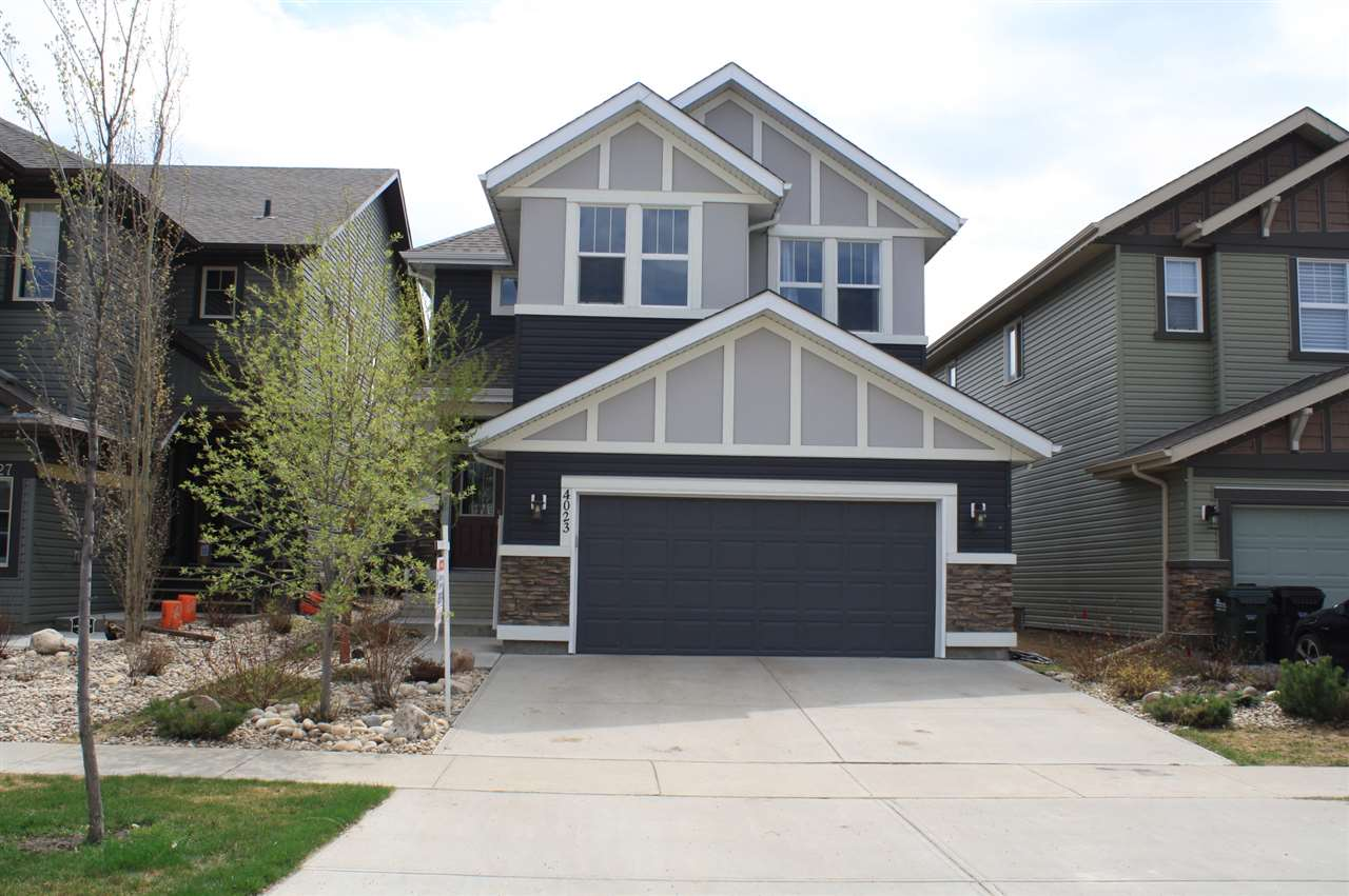 Main Photo: 4023 Summerland Drive: Sherwood Park House for sale : MLS®# E4105742