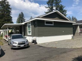 "Main Photo: 7 20071 24 Avenue in Langley: Brookswood Langley Manufactured Home for sale in ""FERNRIDGE"" : MLS®# R2282360"