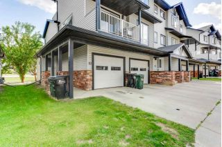 Main Photo: 83 11 Cloverbar Lane: Sherwood Park Townhouse for sale : MLS®# E4123435