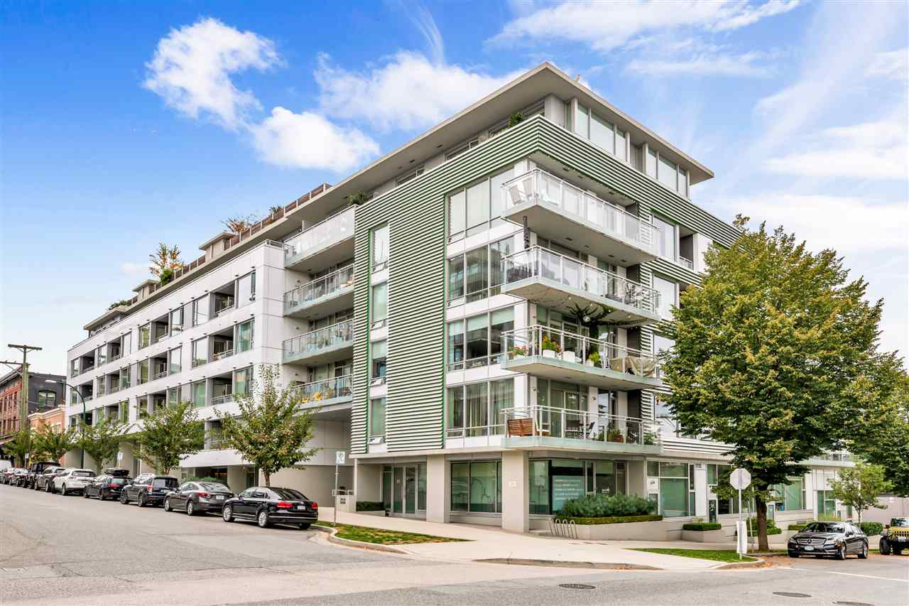 FEATURED LISTING: 525 - 289 6TH Avenue East Vancouver