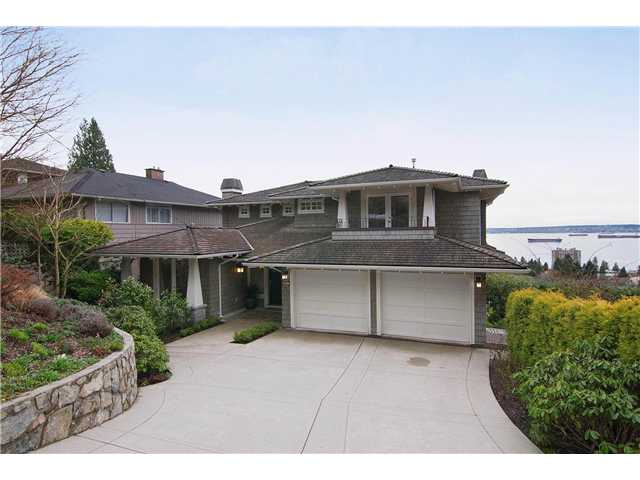 Main Photo: 2320 OTTAWA Avenue in West Vancouver: Dundarave House for sale : MLS® # V878350