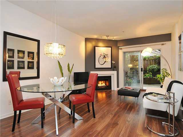 Main Photo: 102 3680 RAE Avenue in Vancouver: Collingwood VE Condo for sale (Vancouver East)  : MLS(r) # V882312