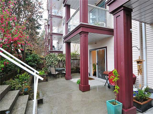 Photo 8: 102 3680 RAE Avenue in Vancouver: Collingwood VE Condo for sale (Vancouver East)  : MLS(r) # V882312
