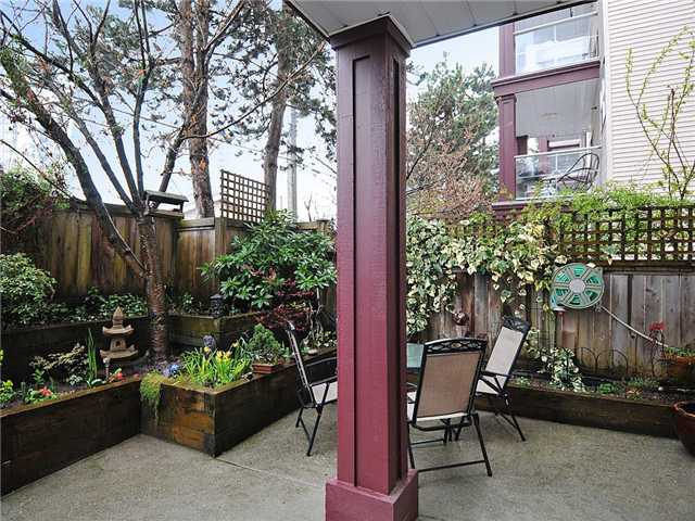 Photo 9: 102 3680 RAE Avenue in Vancouver: Collingwood VE Condo for sale (Vancouver East)  : MLS(r) # V882312