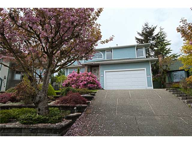 Main Photo: 2284 RAMPART Place in Port Coquitlam: Citadel PQ House for sale : MLS® # V947618