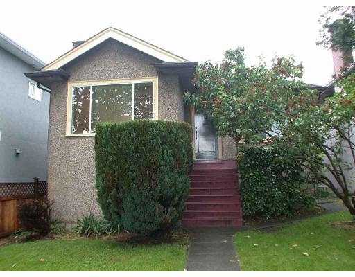 Main Photo: 1905 E 53RD AV in Vancouver: Killarney VE House for sale (Vancouver East)  : MLS® # V543529