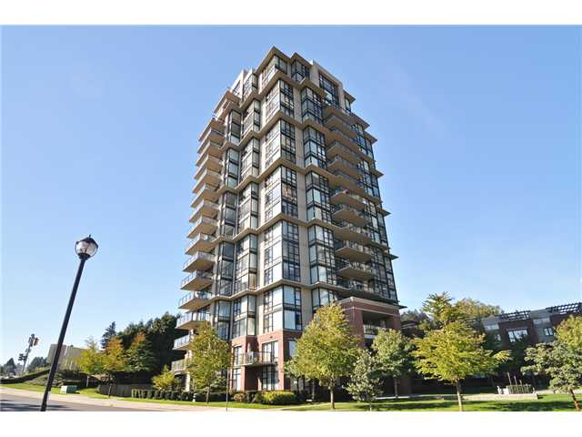 Main Photo: 605 11 E ROYAL Avenue in New Westminster: Fraserview NW Condo for sale : MLS®# V1006218
