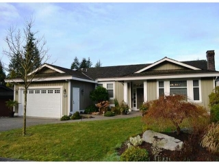 Main Photo: 11411 NORTHVIEW Crest in Delta: Sunshine Hills Woods House for sale (N. Delta)  : MLS® # F1306212