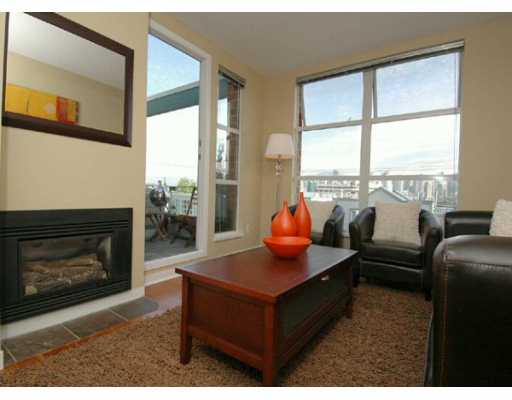 Main Photo: 307 638 W 7TH AV in Vancouver: Fairview VW Condo for sale (Vancouver West)  : MLS® # V592277