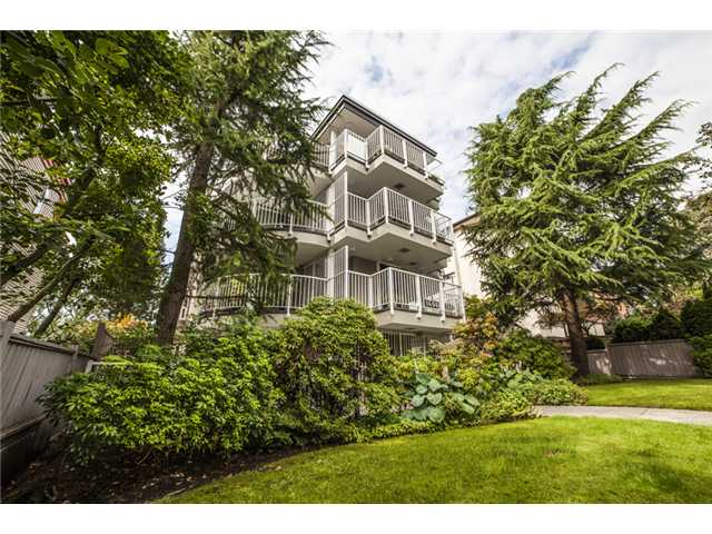 Photo 1: 201 1406 W. 73rd. Avenue in Vancouver: Condo for sale : MLS(r) # v1022362