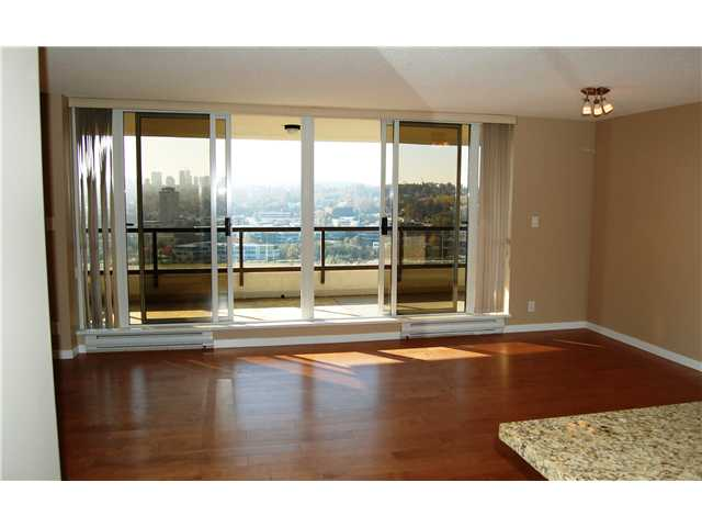 "Photo 2: # 1702 - 2138 Madison Avenue in Burnaby: Brentwood Park Condo for sale in ""MOSAIC"" (Burnaby North)  : MLS® # V1032156"