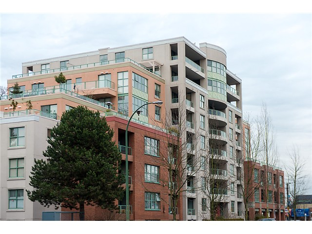 "Main Photo: # 601 503 W 16TH AV in Vancouver: Fairview VW Condo for sale in ""Pacifica"" (Vancouver West)  : MLS® # V1039832"