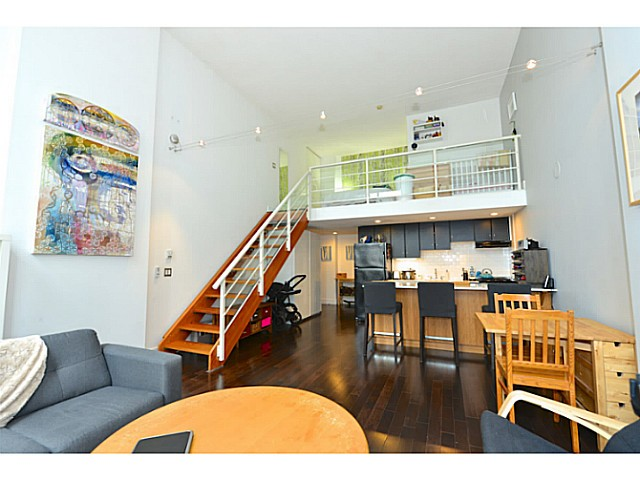 "Photo 4: 318 933 SEYMOUR Street in Vancouver: Downtown VW Condo for sale in ""THE SPOT"" (Vancouver West)  : MLS(r) # V1043442"