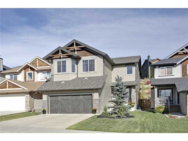 Main Photo: 387 ST MORITZ Drive SW in Calgary: Springbank Hill Residential Detached Single Family for sale : MLS® # C3639188