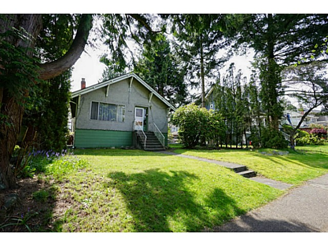 Main Photo: 4568 W 8TH Avenue in Vancouver: Point Grey House for sale (Vancouver West)  : MLS® # V1117808